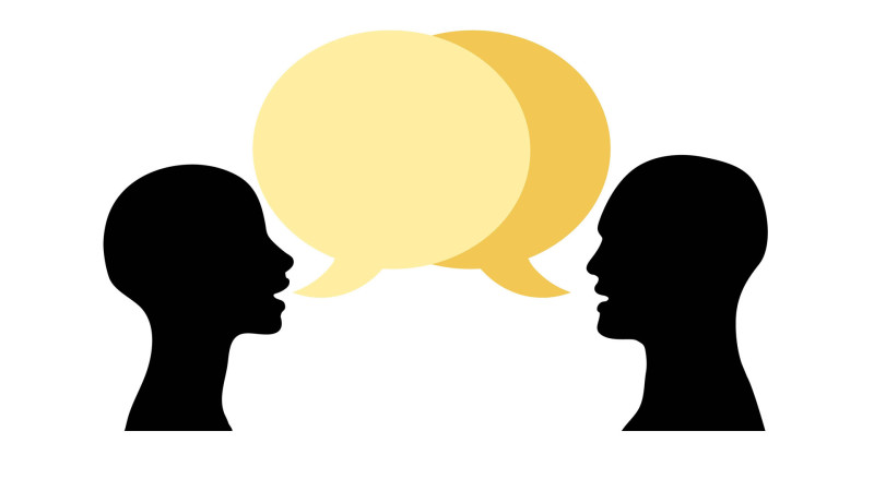 Change the way you talk and think